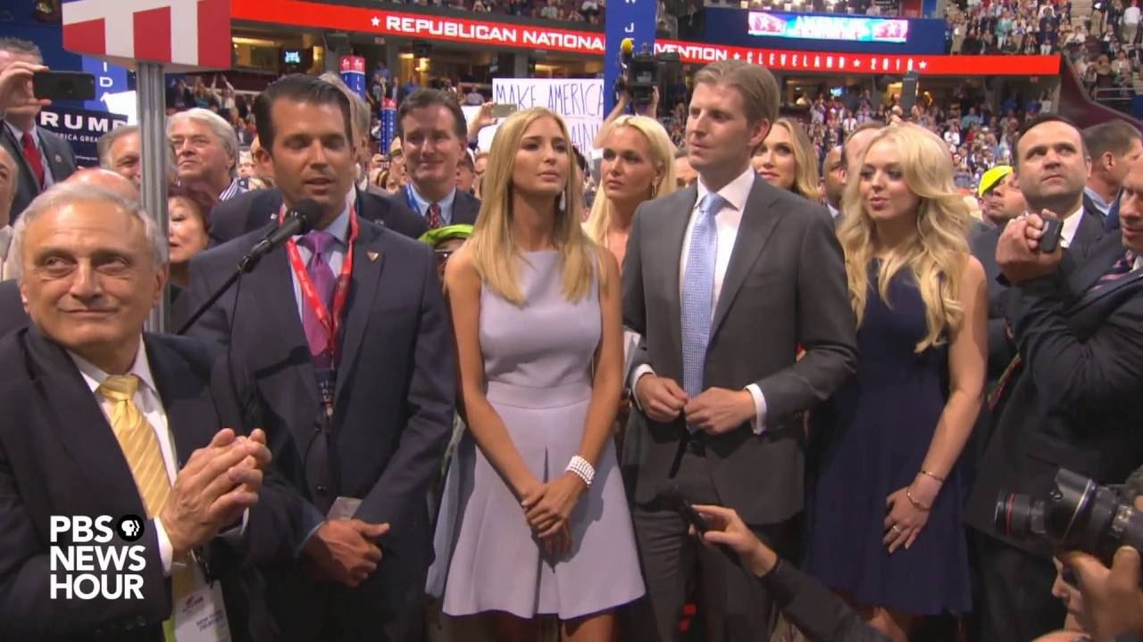 Donald Trump Jr And New York Delegates Clinch Nomination For You