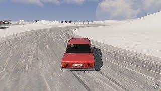 Assetto Corsa - дрифт - Красное Кольцо на ВАЗ 2101 DW