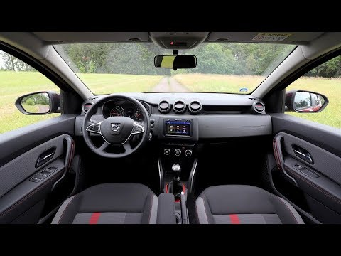 New 2020 Dacia Duster | Interior (Design, MediaNav, Practicality)