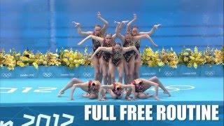 Синхронное плавание |  Россия | Олимпийские игры 2012, Лондон(, 2016-03-31T15:17:05.000Z)