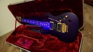 Herman Li EGEN18 Led Mod by BroadAxe Guitars