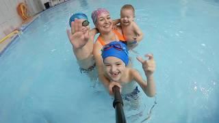Грудничковое плавание в Ульяновске | Дарья #02