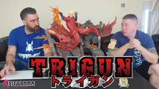 Trigun - Vash the Stampede Statue by Figurama Collectors - Review ...