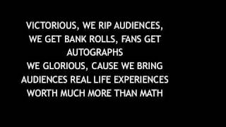 Zion I & The Grouch - Victorious People ft. Freeway (LYRICS)