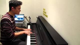 Johannes Holzinger - The Hardest Part (Coldplay)