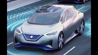 Nissan Virtual Reality Concept Explained #CES2019