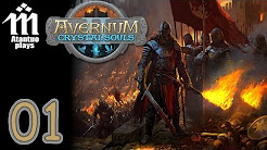 Let's Play Avernum 2: Crystal Souls [blind] [completed]
