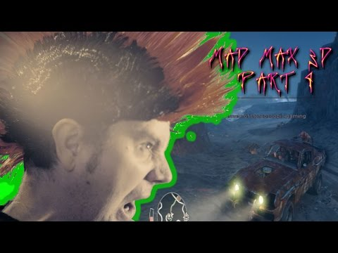 Mad Max stereoscopic 3D Twitch Stream part 4