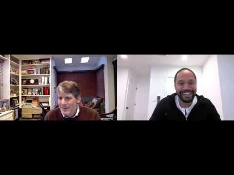 Cybersecurity conversations with Mark Johnston PT 3