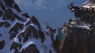 О прокачке до 110 и развитии персонажа в World of Warcraft: Legion