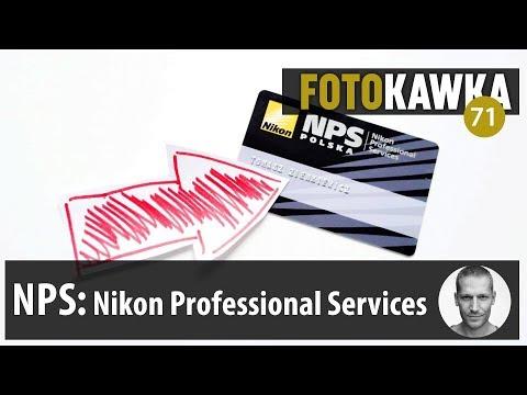 📷Foto kawka☕️#71: NPS: Nikon Professional Services