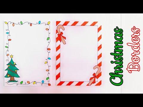 Christmas Border Design.Christmas Border Designs Border Designs For Christmas