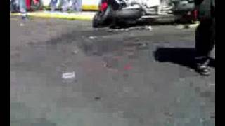 accidente en autopista mexico cuernavaca