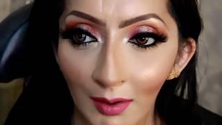 pakistani Walima bridal look