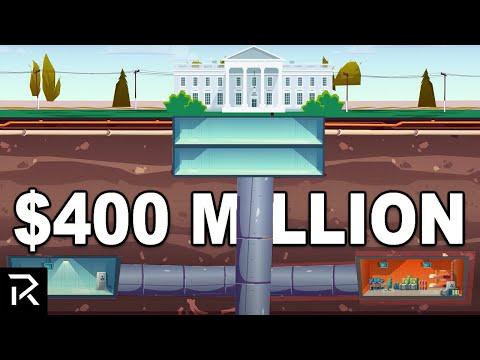Inside The White House's Secret Bunker