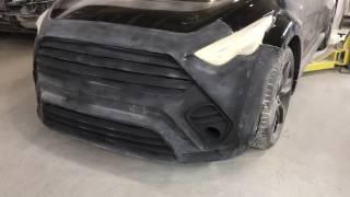 видео Купить тюнинг обвес Opel zafira