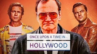 Diese 7 Filme erklären Tarantinos Once Upon A Time In Hollywood