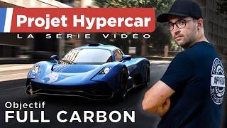 JE RÉALISE MA PROPRE HYPERCAR après la GT40