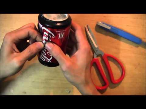 Cách làm lồng đèn bằng lon bia cực dễ