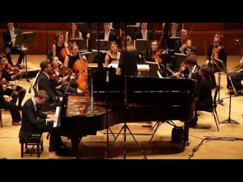 "Beethoven, Piano Concerto No 5 in E-flat major, Op 73  ""Emperor"""