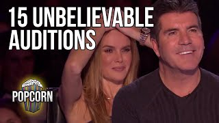 15 Of The Best Britain S Got Talent Auditions MP3