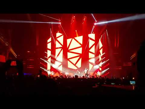 ImagineDragons - Radioactive - Frankfurt 19.04.18