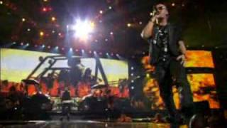 Wisin y Yandel Abusadora  Revolución  World  Tour  Puerto  Rico  2009  .