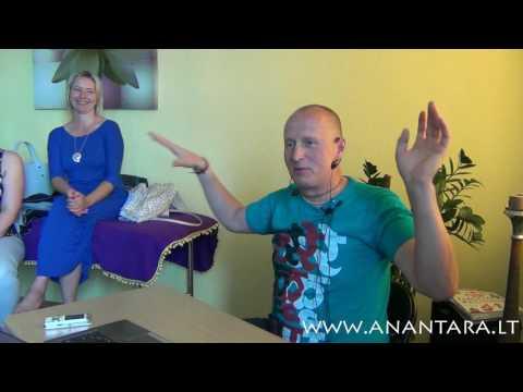 Anantara Das - Moters gyvenimo manieros - 2016.06.17(Klaipėda)
