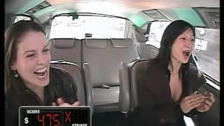 Cash Cab Game Show Carol Valerie
