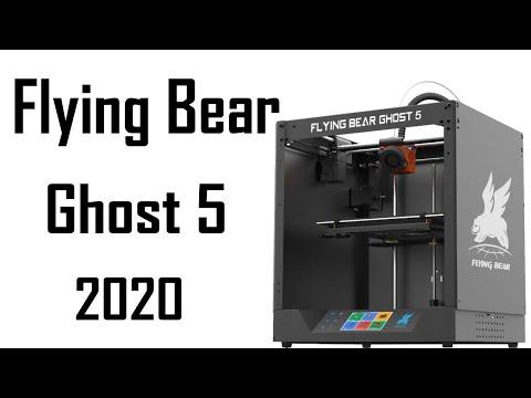 I got a second 3D Printer | Flying Bear Ghost 5 | MakerMan