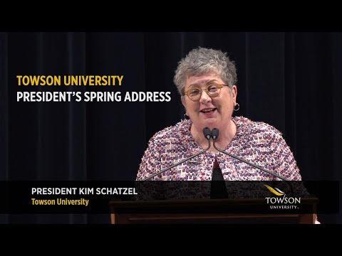 President's Spring Address