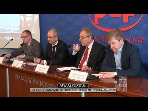 """Konferencja - """"WYRWIJ FISKUSOWI bat"""" Polska Agencja Prasowa 25.3.2015r."""