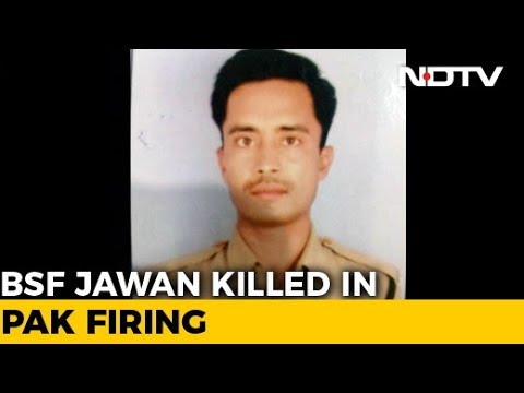 BSF Soldier Killed In Pakistan Rangers Firing In Jammu And Kashmir's Arnia Sector