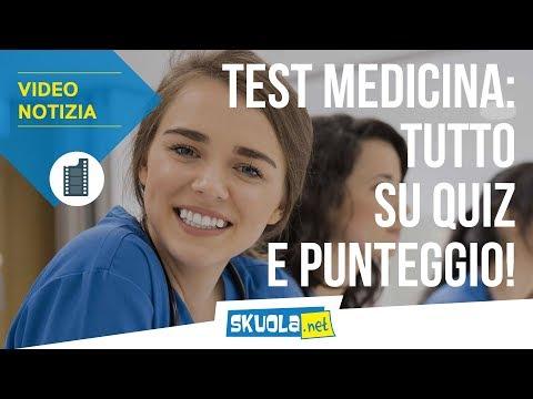 Test ingresso Medicina 2018: tutto su quiz e punteggio