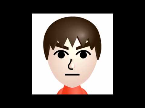 the Mii Channel theme but every time the