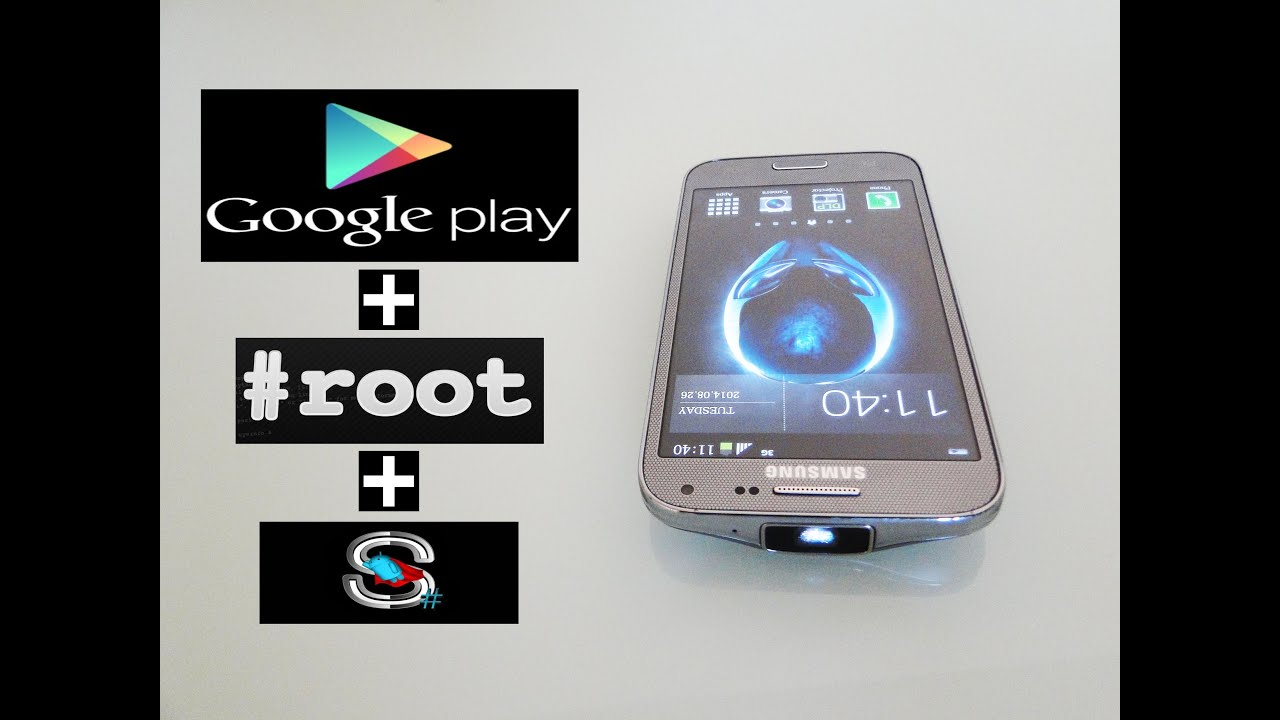 How To ROOT Samsung Galaxy BEAM 2 Install Google Get SU App Replace Vroot SM G3858