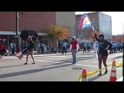 Henderson Christmas Parade 2015