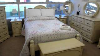 Heritage Shabby Chic Bedroom Furniture