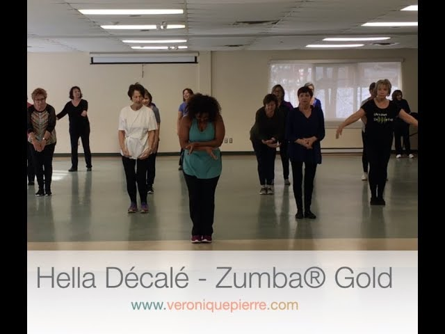 Hella Décalé - Zumba(r) Gold - Great arm work-out! (Rosemere)