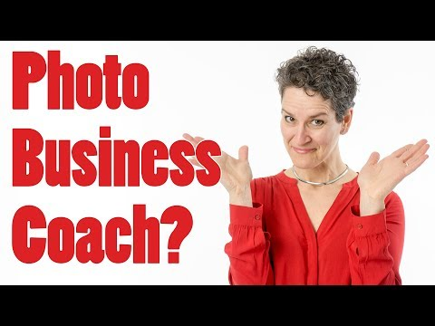 Business Coach for Your Photography Business? ► What are the Benefits?