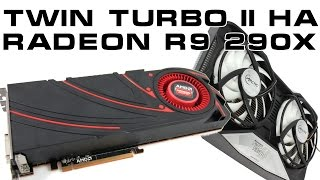 Устанавливаем Arctic Twin Turbo II на AMD Radeon R9 290/290X