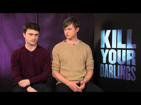 Daniel Radcliffe and Dane DeHaan Interview - Kill Your Darlings
