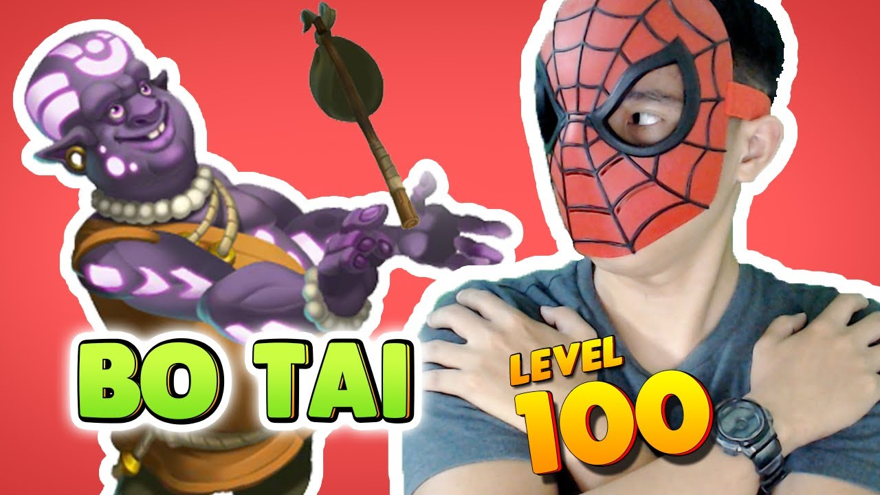 Monster Legends: Bo Tai level 1 to 100 – Combat PVP