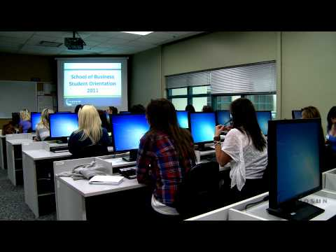 Camosun College - School of Business Orientation