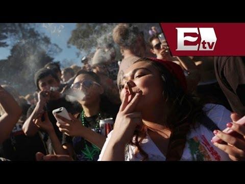 Legalizan venta de marihuana en Colorado,Estados Unidos/ Global con José Carreño