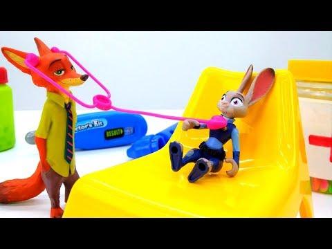 #Zoomania und #Monsters Inc.🎉Reibeplätzchen aus #PlayDoh #Knete🎆Video für Kinder/Zoomania Toys