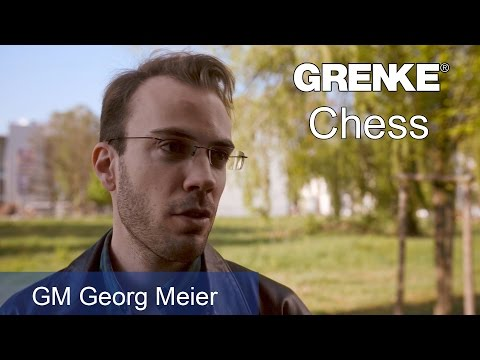 Georg Meier plays a novelty in the French Defense and makes a draw against Maxime Vachier -Lagrave