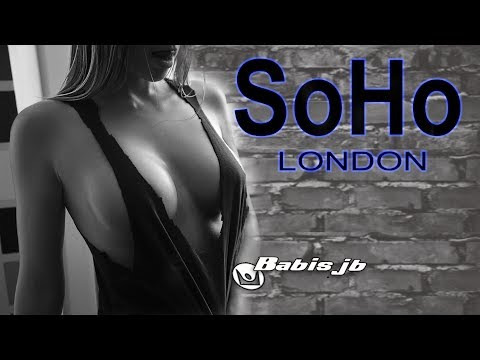 SoHo LONDON  live mix dance set BABIS JB 2017