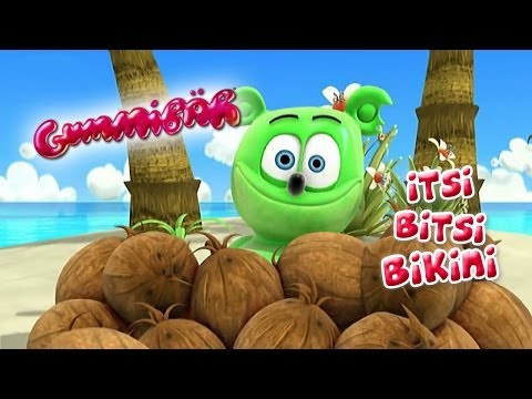 Itsi Bitsi Bikini English Version - Gummibär The Gummy Bear
