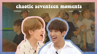 chaotic seventeen moments
